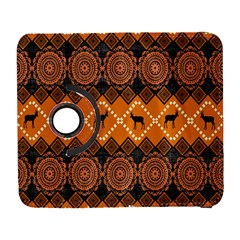 Traditiona  Patterns And African Patterns Galaxy S3 (Flip/Folio)