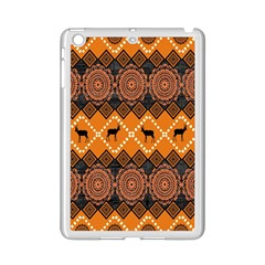 Traditiona  Patterns And African Patterns iPad Mini 2 Enamel Coated Cases