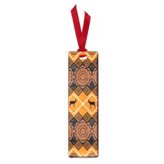 Traditiona  Patterns And African Patterns Small Book Marks