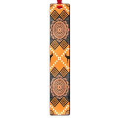 Traditiona  Patterns And African Patterns Large Book Marks