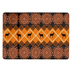 Traditiona  Patterns And African Patterns Samsung Galaxy Tab 10.1  P7500 Flip Case