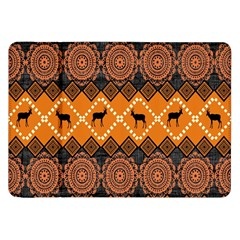 Traditiona  Patterns And African Patterns Samsung Galaxy Tab 8.9  P7300 Flip Case