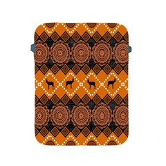Traditiona  Patterns And African Patterns Apple iPad 2/3/4 Protective Soft Cases