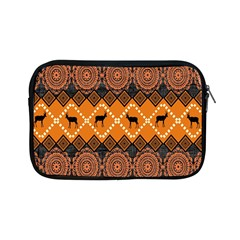 Traditiona  Patterns And African Patterns Apple iPad Mini Zipper Cases