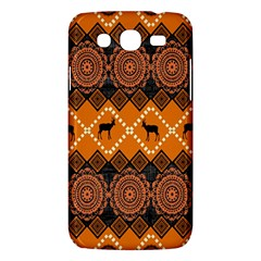 Traditiona  Patterns And African Patterns Samsung Galaxy Mega 5.8 I9152 Hardshell Case