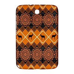 Traditiona  Patterns And African Patterns Samsung Galaxy Note 8.0 N5100 Hardshell Case