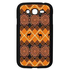 Traditiona  Patterns And African Patterns Samsung Galaxy Grand DUOS I9082 Case (Black)