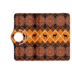 Traditiona  Patterns And African Patterns Kindle Fire HDX 8.9  Flip 360 Case
