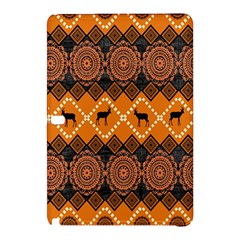 Traditiona  Patterns And African Patterns Samsung Galaxy Tab Pro 10.1 Hardshell Case
