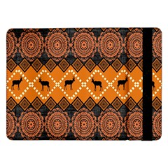 Traditiona  Patterns And African Patterns Samsung Galaxy Tab Pro 12.2  Flip Case