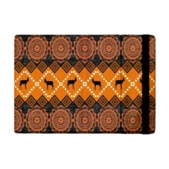 Traditiona  Patterns And African Patterns iPad Mini 2 Flip Cases