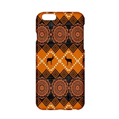 Traditiona  Patterns And African Patterns Apple iPhone 6/6S Hardshell Case