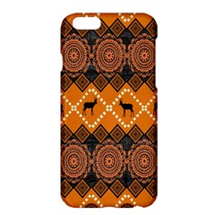 Traditiona  Patterns And African Patterns Apple iPhone 6 Plus/6S Plus Hardshell Case