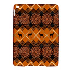 Traditiona  Patterns And African Patterns iPad Air 2 Hardshell Cases
