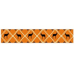 Traditiona  Patterns And African Patterns Flano Scarf (Large)