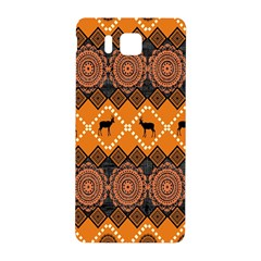Traditiona  Patterns And African Patterns Samsung Galaxy Alpha Hardshell Back Case