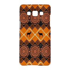 Traditiona  Patterns And African Patterns Samsung Galaxy A5 Hardshell Case