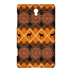 Traditiona  Patterns And African Patterns Samsung Galaxy Tab S (8.4 ) Hardshell Case