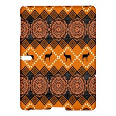 Traditiona  Patterns And African Patterns Samsung Galaxy Tab S (10.5 ) Hardshell Case