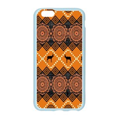 Traditiona  Patterns And African Patterns Apple Seamless iPhone 6/6S Case (Color)