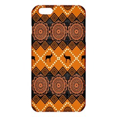 Traditiona  Patterns And African Patterns iPhone 6 Plus/6S Plus TPU Case