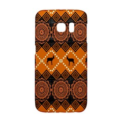 Traditiona  Patterns And African Patterns Galaxy S6 Edge