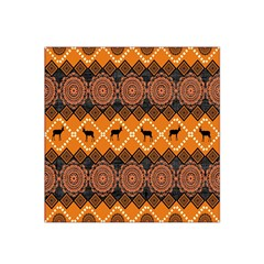 Traditiona  Patterns And African Patterns Satin Bandana Scarf
