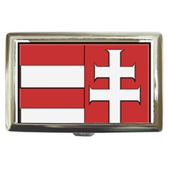 Medieval Coat of Arms of Hungary  Cigarette Money Cases