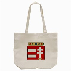 Medieval Coat of Arms of Hungary  Tote Bag (Cream)
