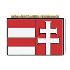 Medieval Coat of Arms of Hungary  Small Doormat