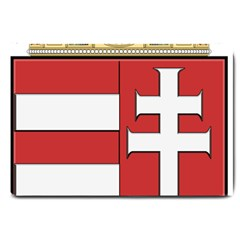 Medieval Coat of Arms of Hungary  Large Doormat