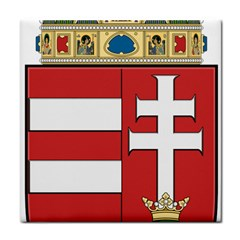 Medieval Coat of Arms of Hungary  Face Towel