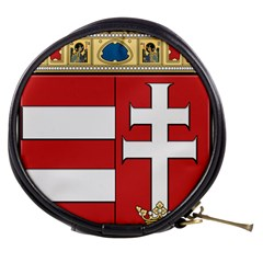 Medieval Coat of Arms of Hungary  Mini Makeup Bags