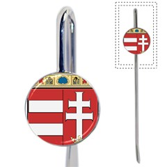 Medieval Coat of Arms of Hungary  Book Mark