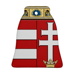Medieval Coat of Arms of Hungary  Ornament (Bell)