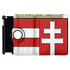 Medieval Coat of Arms of Hungary  Apple iPad 3/4 Flip 360 Case
