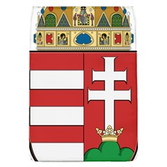 Medieval Coat of Arms of Hungary  Flap Covers (L)