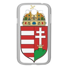 Medieval Coat of Arms of Hungary  Samsung Galaxy Grand DUOS I9082 Case (White)