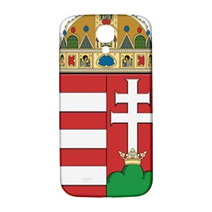 Medieval Coat of Arms of Hungary  Samsung Galaxy S4 I9500/I9505  Hardshell Back Case