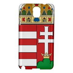 Medieval Coat of Arms of Hungary  Samsung Galaxy Note 3 N9005 Hardshell Case