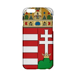 Medieval Coat of Arms of Hungary  Apple iPhone 6/6S Hardshell Case
