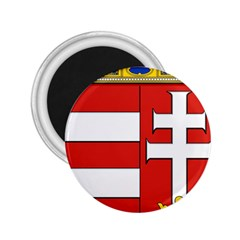 Medieval Coat of Arms of Hungary  2.25  Magnets