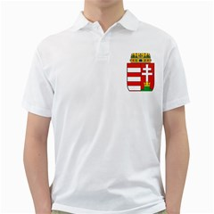 Medieval Coat of Arms of Hungary  Golf Shirts