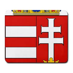 Medieval Coat of Arms of Hungary  Large Mousepads