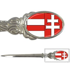 Medieval Coat of Arms of Hungary  Letter Openers