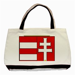 Medieval Coat of Arms of Hungary  Basic Tote Bag