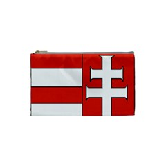 Medieval Coat of Arms of Hungary  Cosmetic Bag (Small)