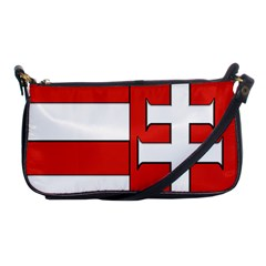 Medieval Coat of Arms of Hungary  Shoulder Clutch Bags