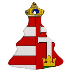 Medieval Coat of Arms of Hungary  Ornament (Christmas Tree)