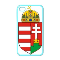 Medieval Coat of Arms of Hungary  Apple iPhone 4 Case (Color)